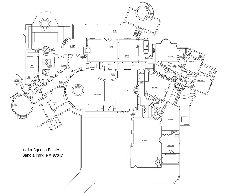 19 la aguapa sandia park nm 87047 floor plan san pedro creek